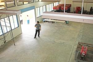 タイ学校室内